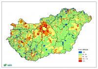 Népességváltozás 2005-2010