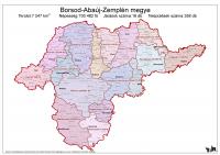 Borsod-Abaúj-Zemplén megye járásai