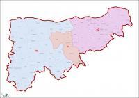 Komárom-Esztergom megye, egyéni választókerületek (2011.12.30.)