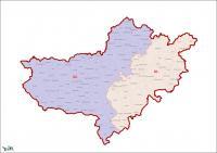 Nógrád megye, egyéni választókerületek (2011.12.30.)