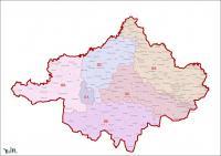 Szabolcs-Szatmár-Bereg megye, egyéni választókerületek (2011.12.30.)
