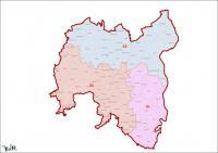 Tolna megye, egyéni választókerületek (2011.12.30.)