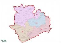 Veszprém megye, egyéni választókerületek (2011.12.30.)