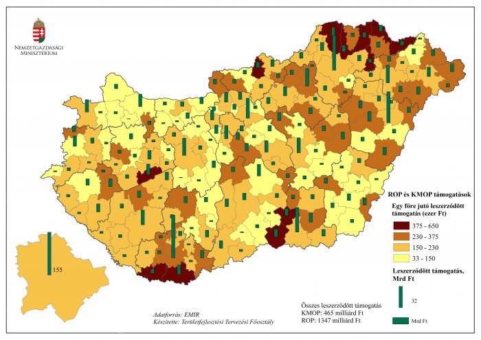 tematikus térkép Tematikus térképek listája | Térport tematikus térkép